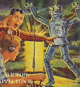 Tom Swift Robot